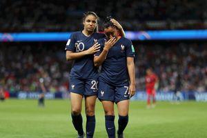 World Cup 2019: Tuyển Mỹ làm tan vỡ 'giấc mơ Pháp'