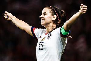 Mỹ loại Pháp để vào bán kết World Cup nữ