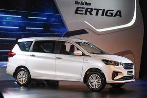MPV 7 chỗ giá rẻ Suzuki Ertiga 2019 ra mắt, giá từ 499 triệu đồng