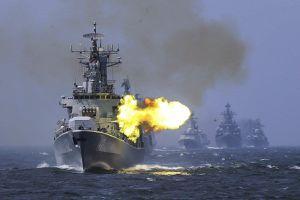Trung Quốc thông báo tập trận cả tuần gần quần đảo Trường Sa