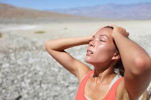 Con người có thể chết khi nắng nóng bao nhiêu độ C?