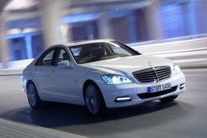 Tốn 1,77 tỷ để thay động cơ điện và ắc-quy cho Mercedes-Benz S400