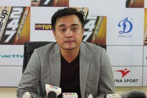 HLV Thanh Hóa phàn nàn về công tác trọng tài ở trận thua của đội nhà