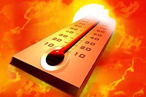 Nắng nóng, đề phòng sốc nhiệt