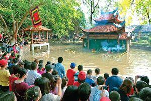 Đặc sắc múa rối nước Việt Nam