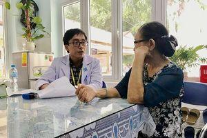 Quảng Ngãi: Khám bệnh, cấp thuốc điều trị miễn phí cho nhân dân