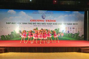 Hà Nội khen thưởng 100 trẻ em có hoàn cảnh khó khăn nhưng vươn lên học tốt