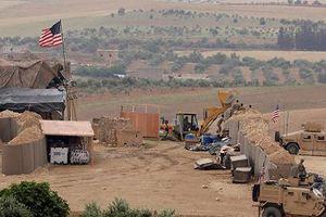 Mỹ lập căn cứ quân sự 25: Quyết chiếm Syria lâu dài