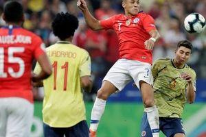 Clip: VAR hai lần giải cứu, Colombia vẫn gục ngã trước Chile