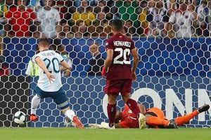 Argentina hẹn Brazil ở bán kết Copa America 2019