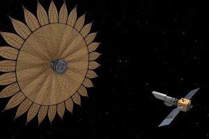 Tấm chắn phát hiện bí mật ngoại hành tinh