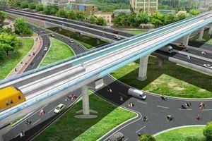 Hà Nội: Cấm đường Xuân Thủy, Cầu Giấy phục vụ thi công tuyến đường sắt Nhổn - Ga Hà Nội