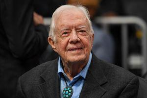 Cựu Tổng thống Jimmy Carter nghi ngờ Nga giúp ông Trump đắc cử