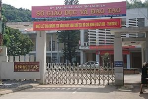 Giám đốc Sở GD-ĐT Sơn La không thể làm việc với Ủy ban Kiểm tra T.Ư