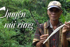 Món canh trong ống tre của người dân Sóc Bom Bo