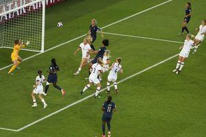 Highlights Pháp 1-2 Mỹ: Chủ nhà Pháp thất thủ và chính thức dừng bước