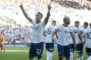 Argentina đụng Braziil ở bán kết Copa America; HAGL vào tứ kết Cúp Quốc gia