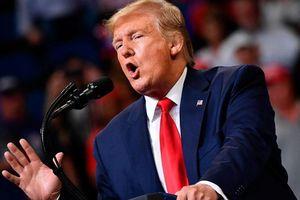 Tổng thống Trump: Thời gian sẽ trả lời cho cuộc chiến thương mại Mỹ-Trung