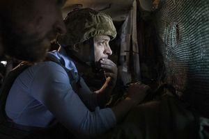 Quan chức Donetsk: 'Tình hình xấu đi sau khi Zelensky thăm cứ điểm công lực Ukraine giáp Donbass'