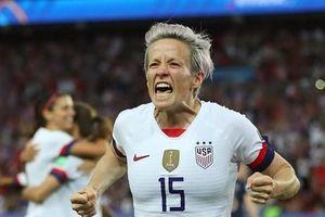 Đương kim vô địch Mỹ loại chủ nhà Pháp khỏi World Cup nữ 2019
