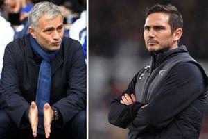 5 điều Mourinho nhận xét về phong cách huấn luyện của Lampard khiến CĐV Chelsea yên tâm