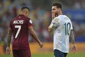 Messi trần tình về phong độ phập phù sau khi Argentina giành vé vào bán kết Copa America