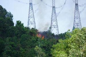 Miền Trung: Liên tiếp xảy ra nhiều vụ cháy