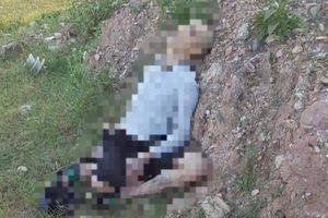 Hòa Bình: Phát hiện thi thể một người đàn ông ở giữa cánh đồng