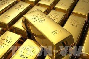 Giá vàng thế giới đã có một tháng khá 'rực rỡ'