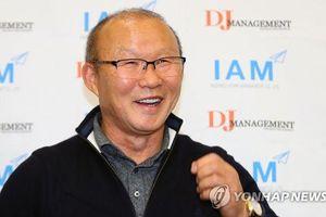 Tin vui từ việc gia hạn hợp đồng của HLV Park Hang Seo