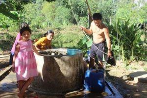 Nắng nóng kéo dài vùng cao Quảng Bình 'khát nước'