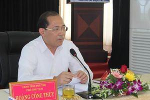 Tân Phó Bí thư Tỉnh ủy Phú Thọ là ai?