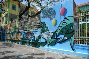 Bảo vệ động vật hoang dã bằng màu sắc của sơn