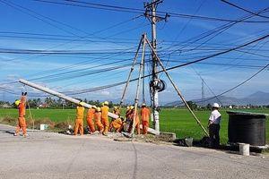 Điện lực Khánh Hòa diễn tập phòng chống thiên tai và tìm kiếm cứu nạn 2019