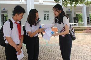 Công bố kết quả điểm chuẩn vào lớp 10 năm học 2019 - 2020