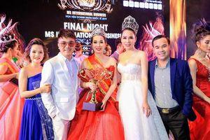VIVIAN TRẦN ĐĂNG QUANG MS INTERNATIONAL BUSINESS 2019