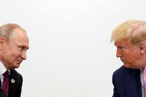 Tổng thống Putin: Nga sẽ làm tất cả để cải thiện quan hệ với Mỹ