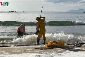 Đà Nẵng tổ chức diễn tập ứng phó sự cố tràn dầu