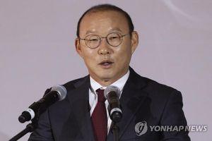 HLV Park Hang Seo: 'Gia hạn hợp đồng chỉ là vấn đề thời gian'