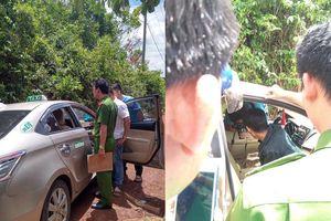 Bị tên cướp kề dao vào cổ, tài xế taxi vùng chạy thoát thân