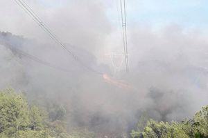 Sự kiện 24/7: Báo động cháy rừng ở miền Trung do nắng nóng kéo dài