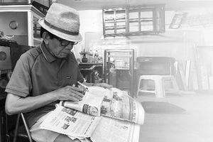 Người cựu chiến binh hơn 62 năm 'vác tù và hàng tổng'