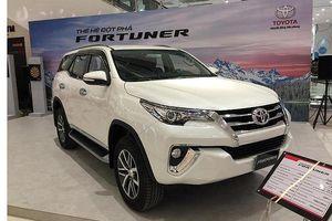 Chevrolet, Toyota, Hyundai đua nhau giảm giá xe 7 chỗ