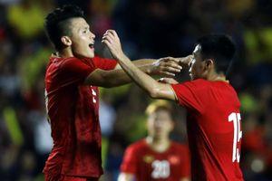 Tuyển Việt Nam có thể hơn Thái Lan 19 bậc trên bảng xếp hạng FIFA