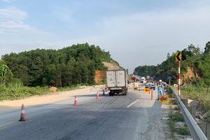 Hoàn thành khắc phục sự cố cầu Ngòi Thủ trên cao tốc Nội Bài - Lào Cai