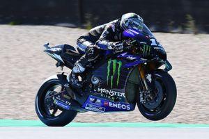Đua xe mô tô: Đánh bại Marquez ngoạn mục, Vinales giành chiến thắng đầu tay