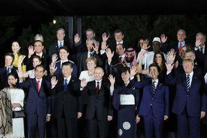 Tiêu điểm thượng đỉnh G20
