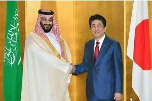 Thủ tướng Nhật Bản và Thái tử Saudi Arabia thảo luận tình hình Trung Đông