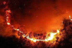 Bất ngờ lời khai nghi phạm biến rừng phòng hộ thành 'biển lửa' ở Hà Tĩnh