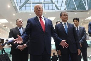 Trump – Kim đồng ý tái khởi động đàm phán trong 'ngày lịch sử'